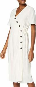 Sukienka amazon.de w stylu casual z dekoltem w kształcie litery v