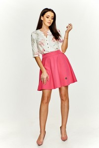 Spódnica LA BLANCHE mini w stylu casual