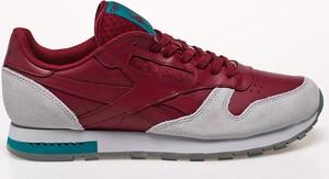 Czerwone buty sportowe Reebok Classic