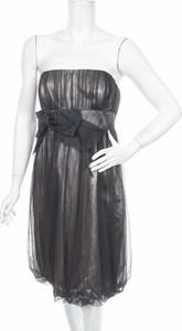 Granatowa sukienka MONSOON