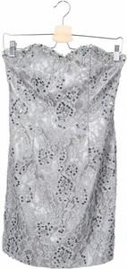 Sukienka Unique z okrągłym dekoltem
