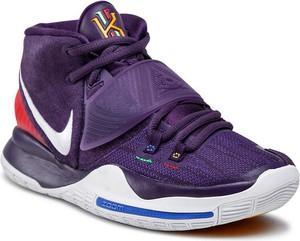 Fioletowe buty sportowe dziecięce Nike