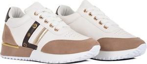 Buty sportowe Swiat Obuwia z zamszu