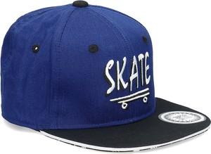 Niebieska czapka Maximo