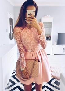 Sukienka Pakuten w stylu casual rozkloszowana mini