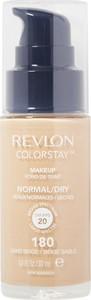 Revlon ColorStay with Pump podkład dla cery normalnej i suchej z pompką 30 ml - 180 Sand Beige