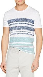 Błękitny t-shirt edc by esprit