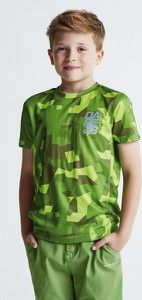 Zielona koszulka dziecięca Dare 2b