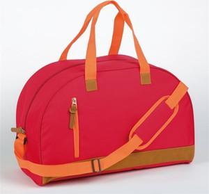 Czerwona torba sportowa Kemer