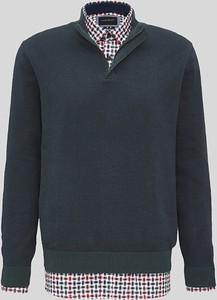 Koszula Westbury Premium z bawełny z krótkim rękawem z kołnierzykiem button down