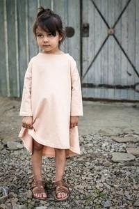 Sukienka dziewczęca M-art-a-baby z bawełny