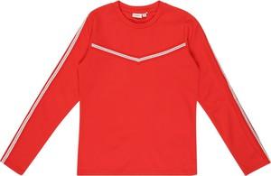 Czerwona bluzka dziecięca Name it
