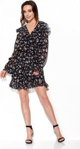 Sukienka Lemoniade z długim rękawem z jedwabiu mini