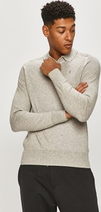 Sweter AllSaints z dzianiny w stylu casual