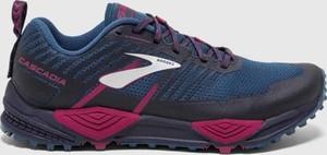 Buty sportowe Brooks sznurowane