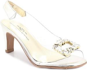 22c2ed029a318 srebrne buty na ślub - stylowo i modnie z Allani