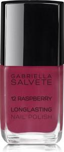 Gabriella Salvete Longlasting Enamel Lakier Do Paznokci 11Ml 12 Raspberry