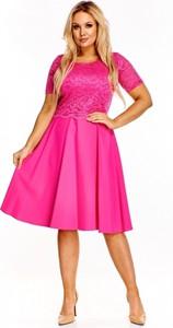 325a4260b6 sukienki koronkowe rozmiar 46 - stylowo i modnie z Allani