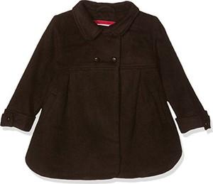 Brązowy płaszcz dziecięcy Neck & Neck