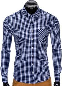 Koszula Ombre Clothing z bawełny w stylu casual