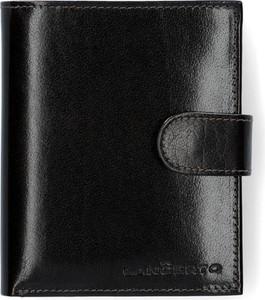 Brązowy portfel męski LANCERTO