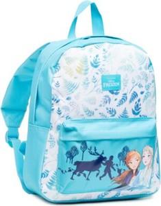 Niebieski plecak Disney Frozen