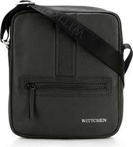 Czarna torebka Wittchen mała na ramię