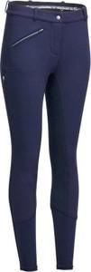 Granatowe spodnie sportowe fouganza