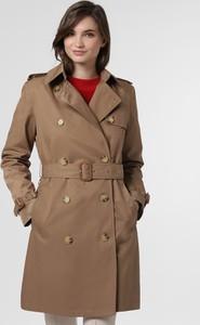 Brązowy płaszcz Ralph Lauren w stylu casual