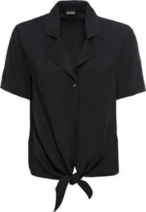 Koszula bonprix BODYFLIRT z krótkim rękawem w stylu casual