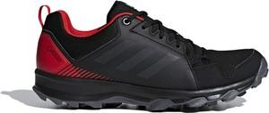 Czarne buty sportowe Adidas z goretexu