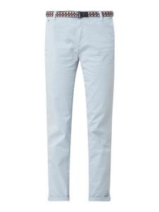 Spodnie Esprit z bawełny w stylu klasycznym