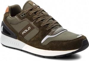 Sneakersy POLO RALPH LAUREN – Train100 809669838003 Dark Olive