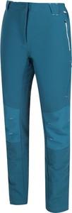 Spodnie Regatta z wełny