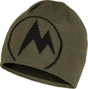 Zielona czapka Marmot