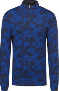 Niebieska bluza Chervo w młodzieżowym stylu
