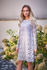 Sukienka MOE w stylu boho z tkaniny