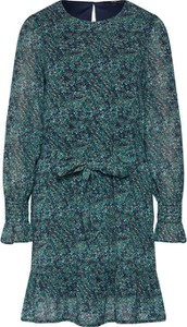 Sukienka Vero Moda mini z okrągłym dekoltem koszulowa