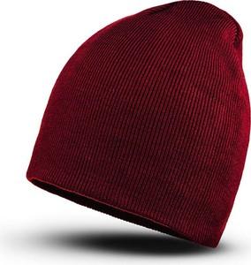 Czerwona czapka Em Men`s Accessories