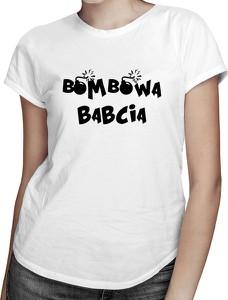 T-shirt Koszulkowy z okrągłym dekoltem z krótkim rękawem z bawełny
