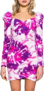 Różowa sukienka ANIYE BY mini