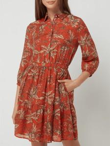 Sukienka Jake*s Collection mini z długim rękawem