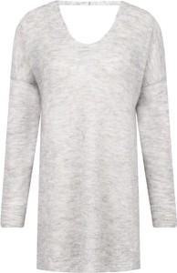 długie swetry wełniane stylowo i modnie z Allani