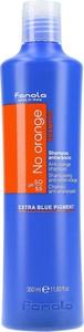 Fanola No Orange | Szampon neutralizujący ciepłe odcienie ciemnych włosów 350ml - Wysyłka w 24H!