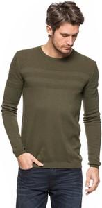 Zielony sweter Tom Tailor