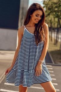 631bc592d8167f letnia sukienka w paski - stylowo i modnie z Allani