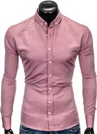 Koszula ombre clothing z tkaniny