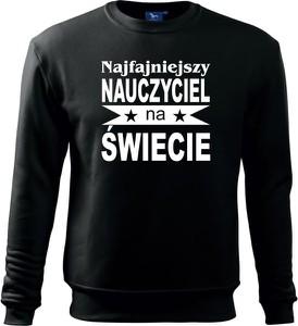 Bluza TopKoszulki.pl w młodzieżowym stylu z bawełny