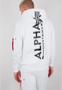 Sweter Alpha Industries z bawełny