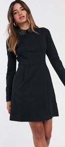 Sukienka Ted Baker z długim rękawem mini